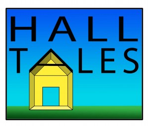 Hall Tales logo