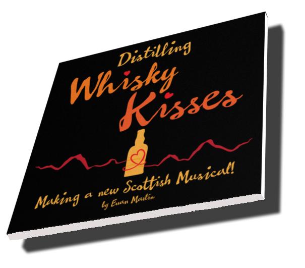 Distilling WK book cover angle
