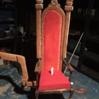 Torture Chair for Addams Family